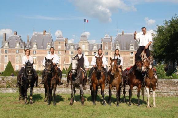 dresseur de chevaux à Forges-les-Eaux